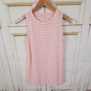 Maurices 24/7 Striped Tank Top S